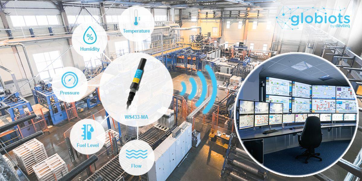 Mạng cảm biến không dây thay thế dây tín hiệu 4-20mA truyền thống