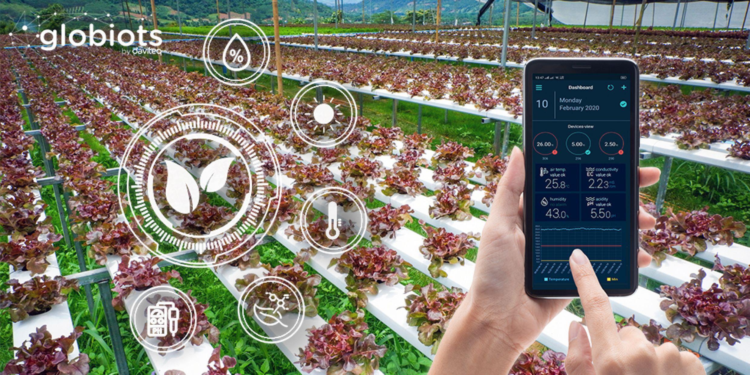Smart Hydroponics - Intelligent hydroponic system
