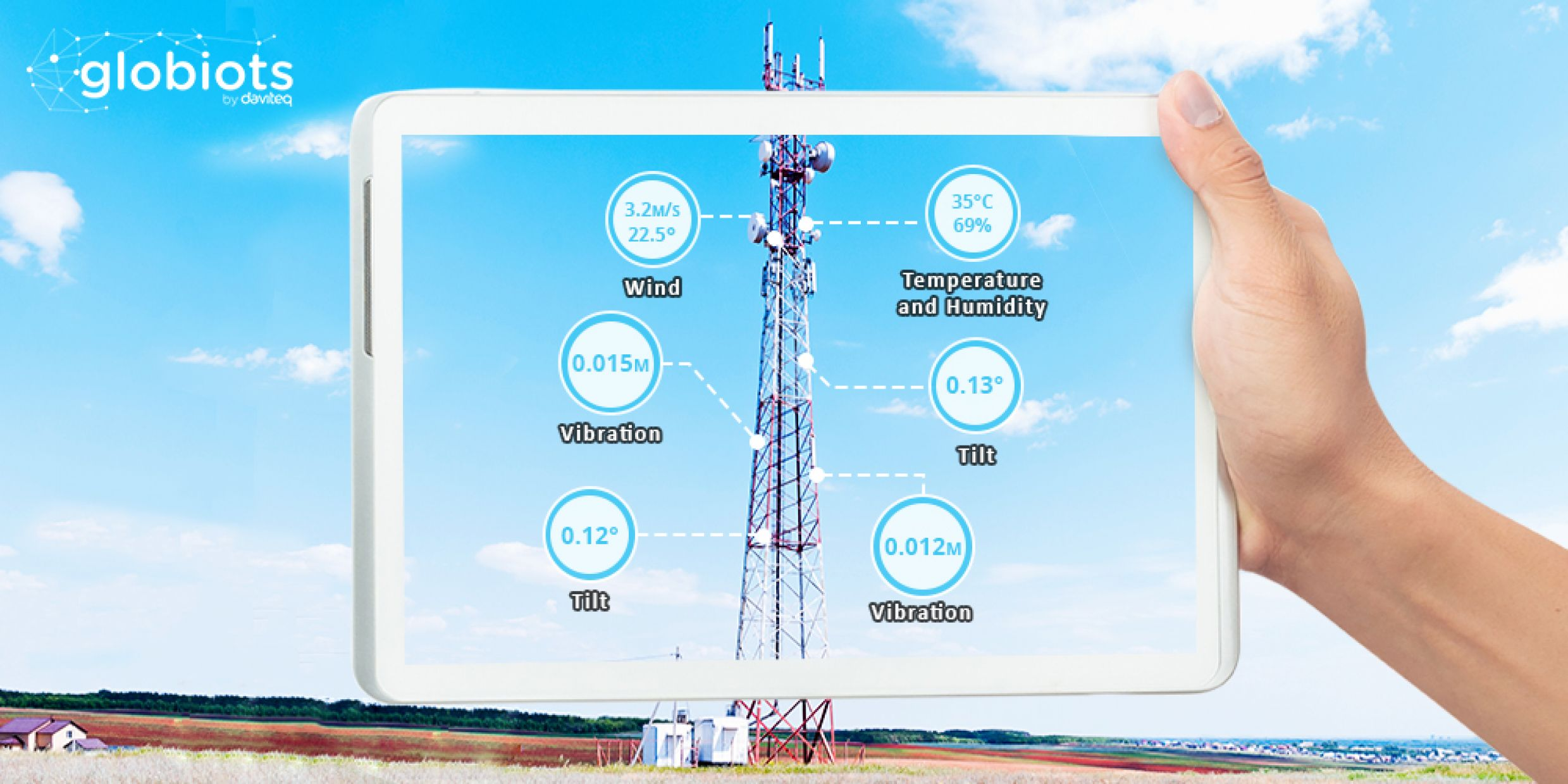 Tower Health - A vibration monitoring solution for telecom tower